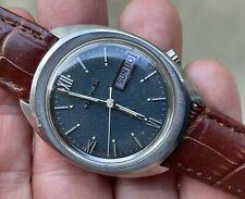 1972 Bulova Accutron 2182 Stainless Steel Clean Original Dial /w Date Serviced