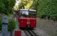 PHOTO  SWITZERLAND DOLDER 1995 TRAM 1 V2