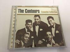 CONTOURS Essential Collection CD 18 Track  EUROPEAN Spectrum 2000