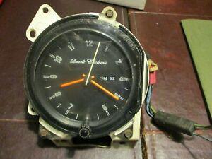 1977 ORIGINAL D7SF-15000 FORD THUNDERBIRD QUARTZ ELECTRIC  CLOCK