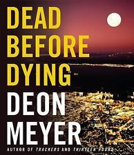 NEW - Dead Before Dying by Meyer, Deon