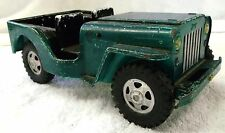 VINTAGE TONKA--1970's TONKA JEEP--OFF-ROAD--VERY NICE--GREAT PATINA!