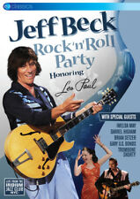 Jeff Beck: Rock 'N' Roll Party - Honouring Les Paul DVD (2018) Jeff Beck cert E