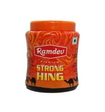 1 PACK OF RAMDEV PREMIUM STRONG HING POWDER ASAFOETIDA WITH LOW SHIPPING COST