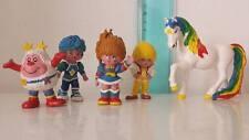 IRIDELLA SET DI 5 PERSONAGGI SCHLEICH 1983 Vintage Toy