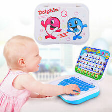 Baby Kids Children Educational Learning Study Toy Laptop Computer Game Gift