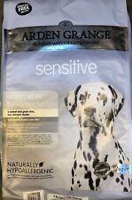 Arden Grange Dog Adult Sensitive Dry Dog Food 2kg 6kg 12kg