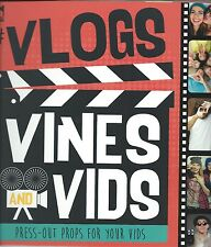 #Vlogs, Vines and Vids by Holly Brook-Piper, Frankie J. Jones (Paperback, 2016)