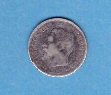 (F.90) 20 CENTIMES NAPOLÉON III 1854 A (TÊTE NUE) TB+