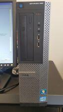 Dell OptiPlex 390 Desktop PC Core I5-2400,3.1 GHz, 8GB RAM,500GB HD KB &Mouse