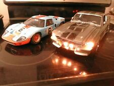 1/12 scale diecast GMP #0246 GT40 #6 and 1/12 scale Eleanor G.T. 500
