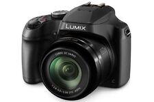 Panasonic Lumix DMC-FZ82 Digital Bridge Camera in Black 60x Zoom BNIB UK Stock