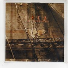 (FW164) ORCA, The Days Are Restless - 2004 DJ CD