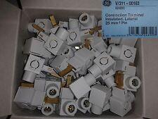 4 Bornes de raccordement GE phase ou neutre 25 mm² pour disjoncteur.