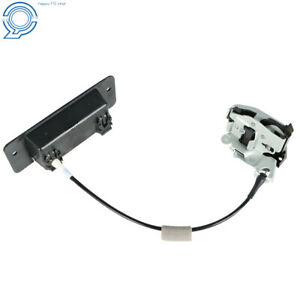 For 1992-2014 Ford E150 E250 E350 Back Rear Left Door Latch with Handle