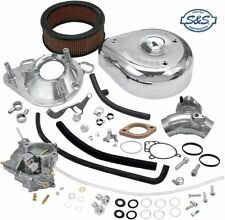 "Harley-Davidson S&S Super ""G"" Carburetors  Kit for Twin Cam Engine (1999-2005)"