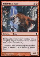 MTG Magic - (C) Zendikar - Bladetusk Boar - SP