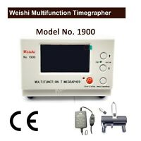 Multifunction Timegrapher Professional Machenical Watch Testing Machine NO.1900