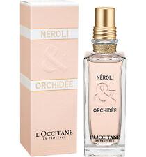 L'Occitane En Provence Neroli & Orchidee Eau De Toilette Floral Perfume 1 oz