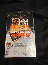 1991 PRO SET HOCKEY CARDS SERIES 2 BOX. 36CT