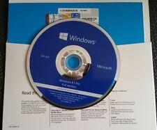 Microsoft Windows 8.1 PROFESSIONAL 64Bit OEM FULL VERSION