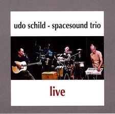 UDO SCHILD - SPACESOUND TRIO live CD NEU 2014 / Jazz / Soul / Calypso / Electro