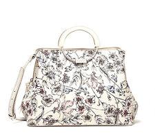 Fiorelli NEW Stella Hampton Cream floral circle handle shoulder grab bag handbag