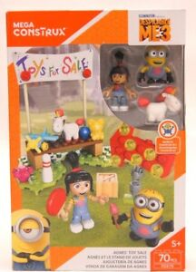 Mega Construx Minions Despicable Me 3 Figuren Set Agnes Toy Sale Spielset NEU
