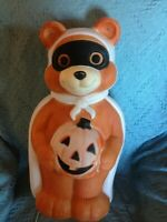 "VINTAGE 1995 HALLOWEEN EMPIRE 24"" HALLOWEEN BEAR BLOW MOLD #3"