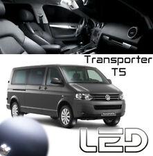 VW TRANSPORTER T5 Pack 27 Ampoules LED Blanc habitacle Plafonnier Coffre portes