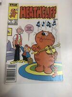 Heathcliff 1985) # 9 (VF/NM) Canadian Price Variant CPV ! Rare !