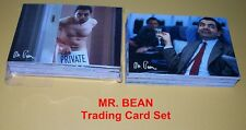 MR. BEAN  -  complete trading card set