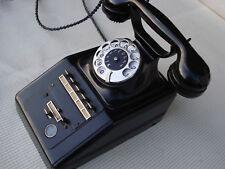 Antikes - Bakelit/Metall - Telefon
