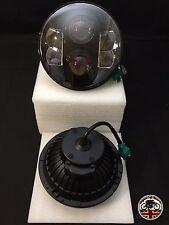 LAND Rover Defender 90 110 NERO COPPIA Lynx LED DRL FARI DOT E9 contrassegnato
