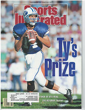December 10, 1990 Sports Illustrated Original Weekly Issue - Ty Detmer