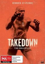 Takedown - The Dna Of GSP EX RENTAL R4 PLEASE  NOTE DISC ONLY I CAN POST 4 DISCS