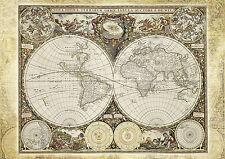 Schmidt Storico Mappa del mondo Puzzle (2000 pezzi) - NUOVO
