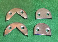 2 Pairs of Bed Wiper Covers  for Harrison L5/140 Lathe etc, Clearance Price