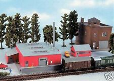 HO Gauge kit Soap factory with Side building 1714 NEU