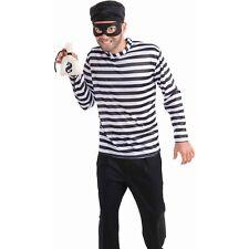 Burglar  - Adult Criminal Outlaw Costume