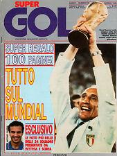 SUPERGOL=N°29 6/1986=NUMERO MONOGRAFICO DI PRESENTAZIONE DI MEXICO 1986