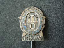 Yugoslavia, Croatia, Ministry of Internal Affairs - Zagreb; Police order - pin