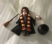 OOAK Wendy Lawton Doll as HARRY POTTER with OWL