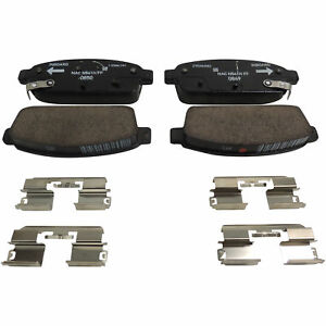 13408579 171-1121 Brake Pads Rear w/Slides GM Original Equipment