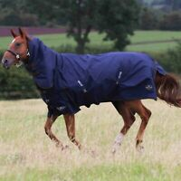 Gallop Trojan 450g Heavyweight Horse Turnout Rug Combo Full Neck Winter Rug