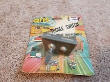 Aris Toggle Switch - Cars, Trucks, Campers, Boats, Etc. NOS 8010BP