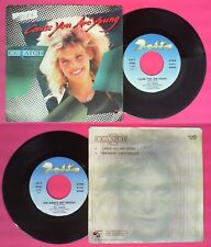 LP 45 7'' C.C.CATCH 'Cause you are young One night'snot enough 1986 no cd mc dvd