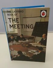 The Meeting A Ladybird Book Retro Adults Fun humour joke gift New