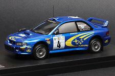 Subaru Impreza WRC '99 Safari Rally **Juha Kankkunen** -- HPI #8638 1/43