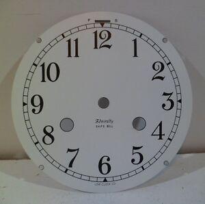 Admiralty German Ships bell Clock Dial Salem Schatz Hermle M low